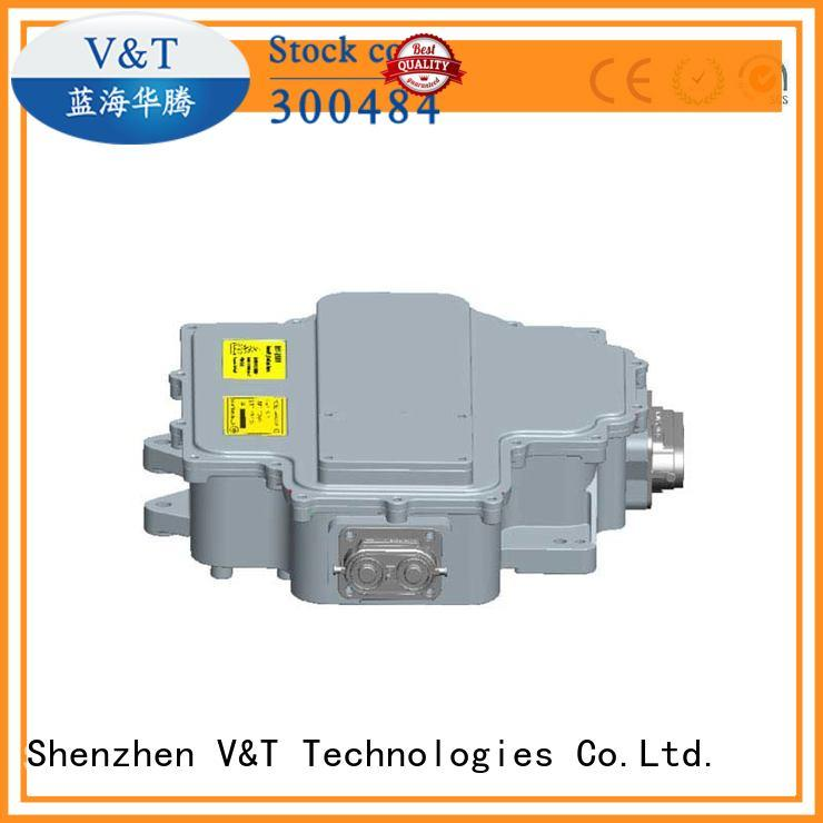 pdu integrated Electric Vehicle motor controller supplier for pump vehicle