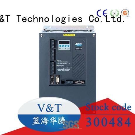 V&T Technologies international high-end servo drive controller manufacturer