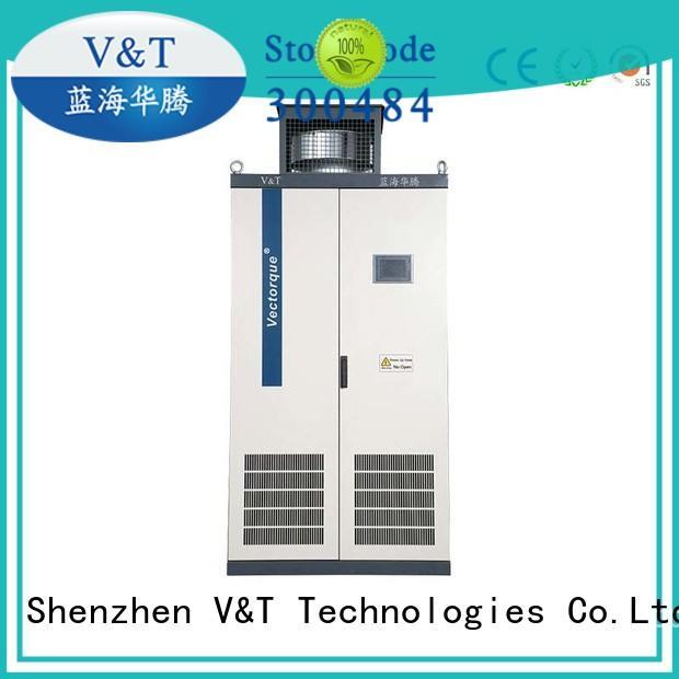 V&T Technologies OEM ODM V5 series inverter supplier for commercial uses