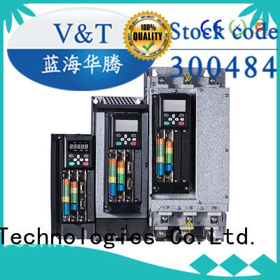 V&T Technologies China VTS general purpose inverter / servo drive supplier for trader