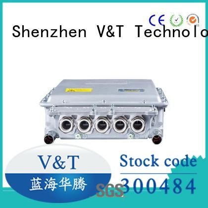 V&T Technologies mcu auxiliary drive motor control unit manufacturer for industry equipment