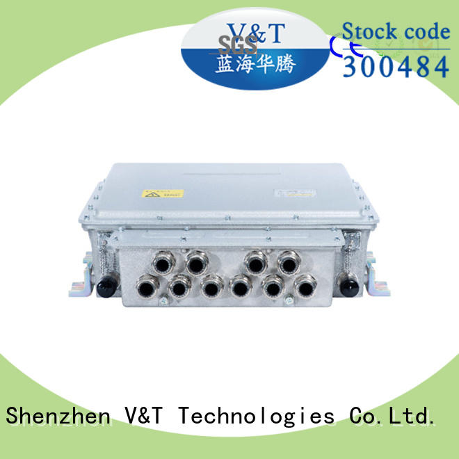 3in1 electric truck motor controller manufacturer for industry equipment V&T Technologies