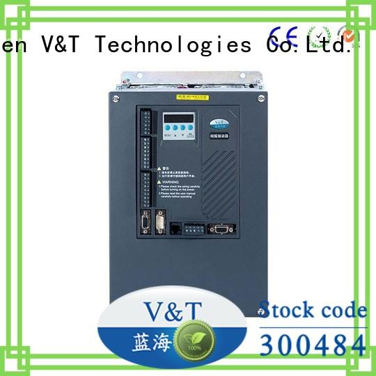 V&T Technologies cost-saving servo motor driver inquire now for industry