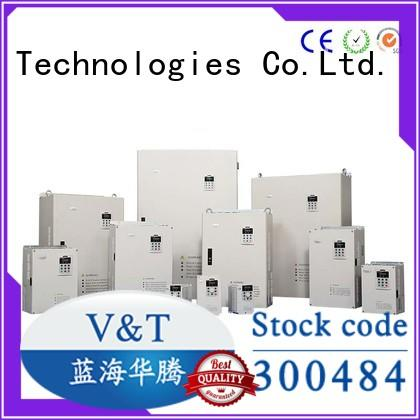 high performance V6 series inverter exporter for transmission