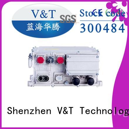 mcu dc dc motor controller antidust for special purpose V&T Technologies
