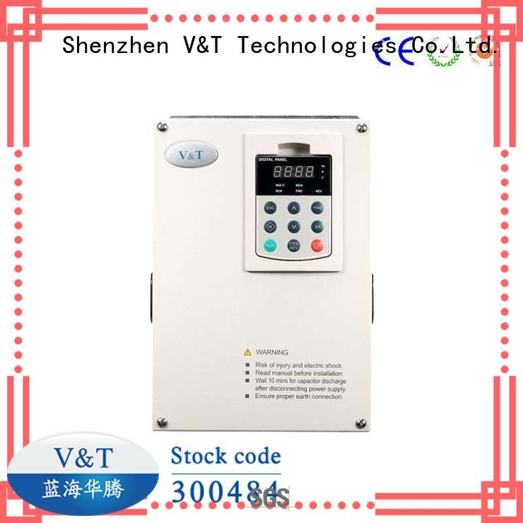 water small variable frequency drive factory for light−duty application