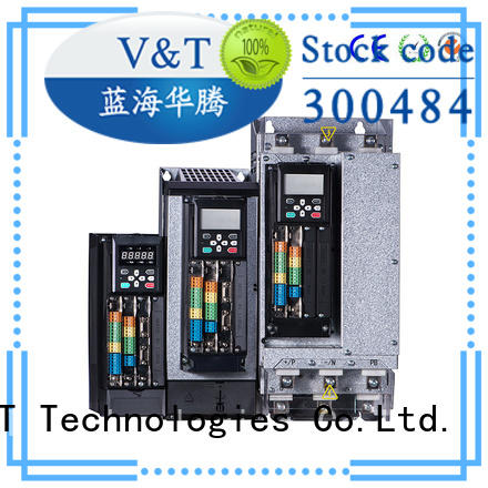 V&T Technologies China VTS general purpose inverter / servo drive supplier for importer
