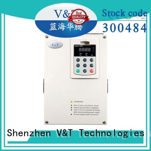 V&T Technologies water vfd for 3 phase motor series for light−duty application