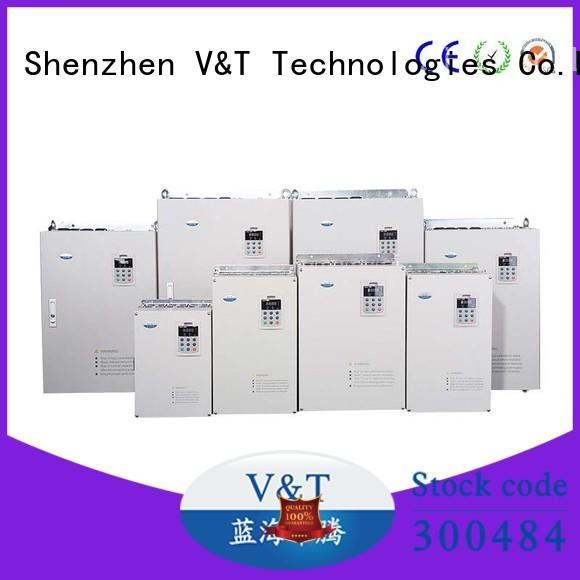 V&T Technologies international high-end spindle servo drive factory