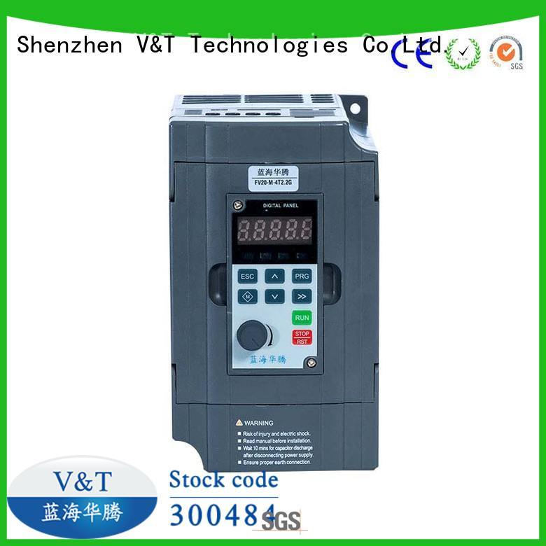 China variable frequency drive working supplier for industry