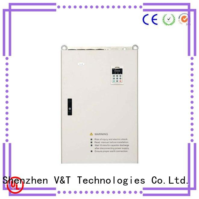 V&T Technologies 75kw3000kw variable frequency drive uses supplier for vector control
