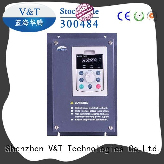 spinning machine best vfd drives textile inverter for spinning machine V&T Technologies