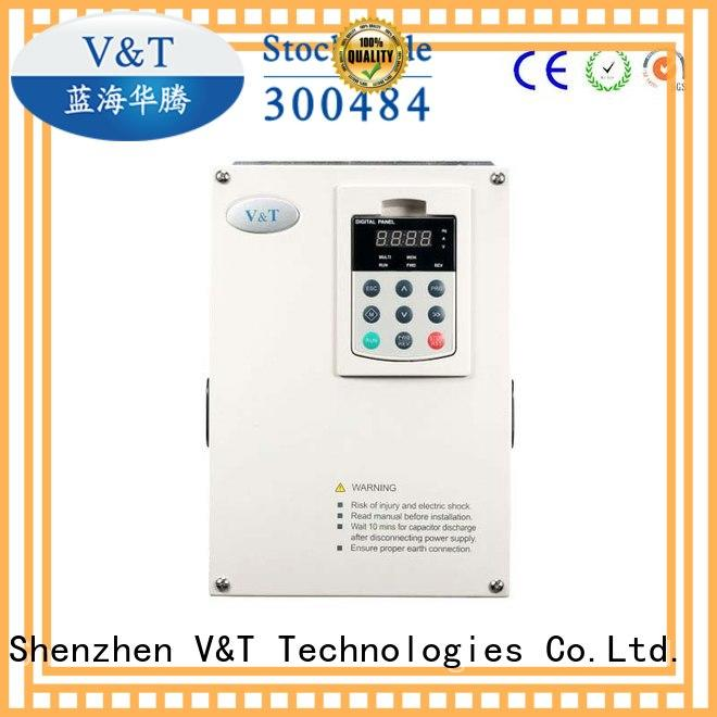 Variable Frequency Drive for Stone Processing