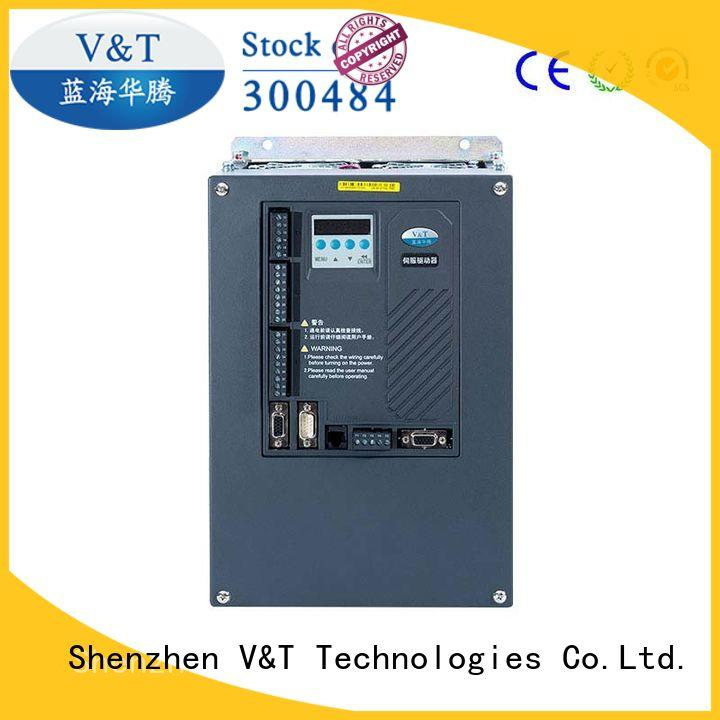 brand new ac servo driver synchronous factory for power system