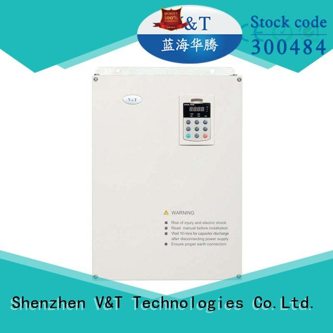 V&T Technologies intelligent types of ac drives factory for machine