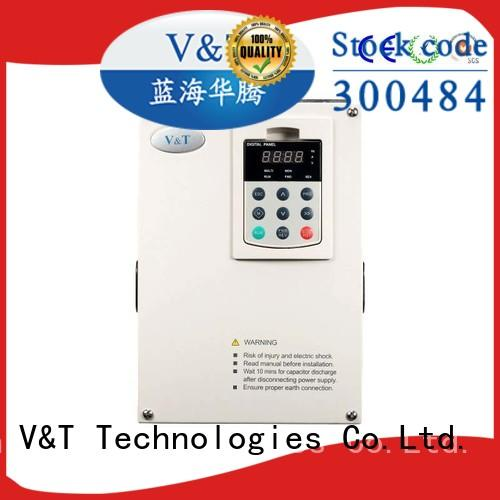 cheap vsd variable speed drive with good price for machines V&T Technologies