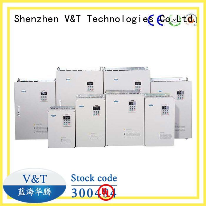 V&T Technologies synchronous servo drive working inquire now