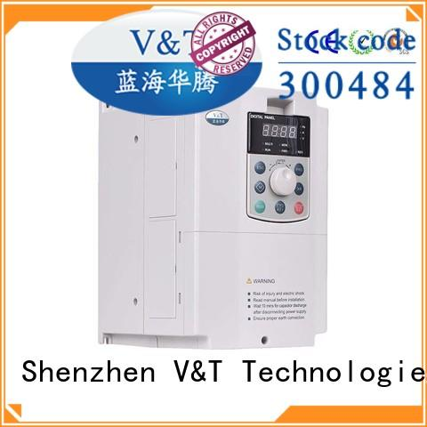 V&T Technologies big power E5 series high-performance universal Inverter supplier for vector control