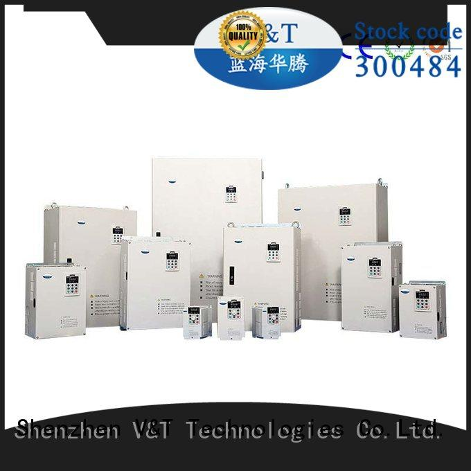 V&T Technologies brand new servo motor control inquire now for industry