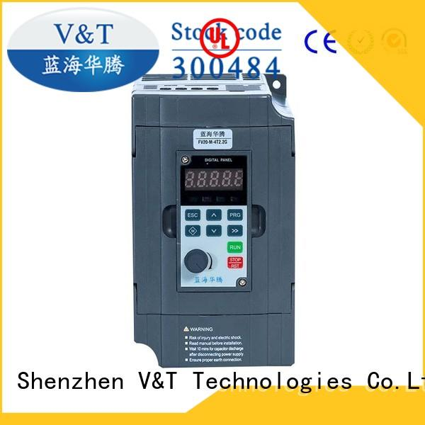 100% quality FV20 series inverter full functions supplier for industry