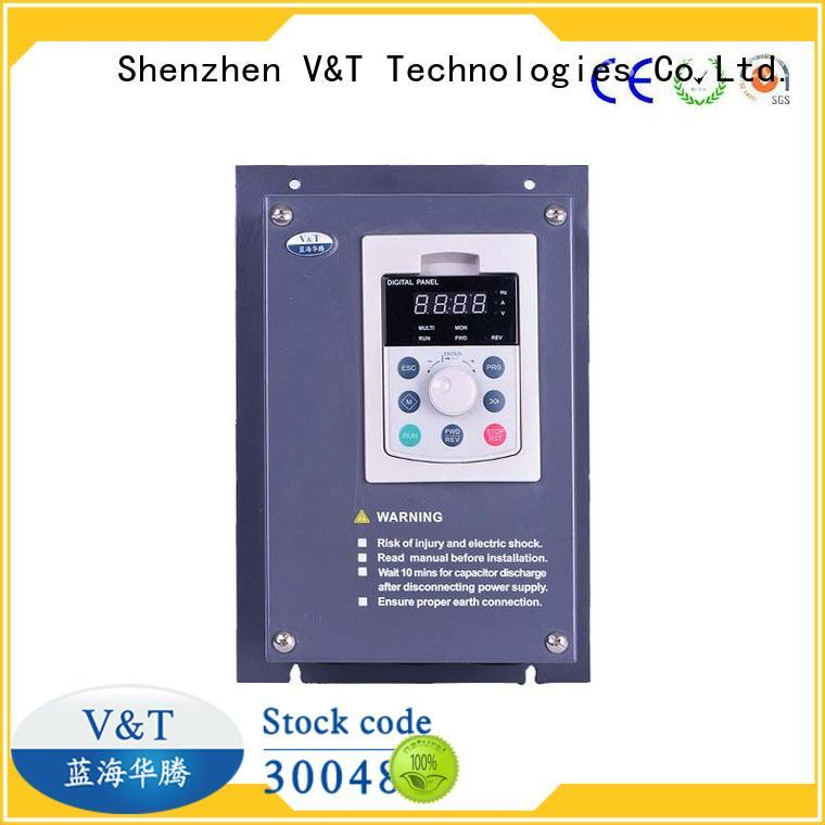 V&T Technologies standard low frequency inverter fatory for overseas