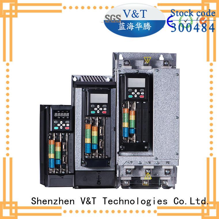 V&T Technologies VTS General Purpose Inverter