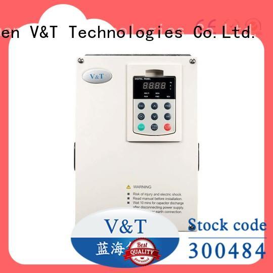 V&T Technologies reliability crane inverter with good price for hoist crane