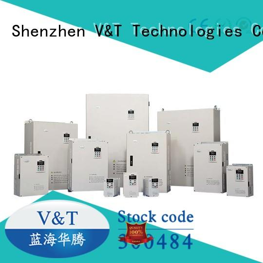V&T Technologies dependable performance V6 series inverter wholesale for transmission
