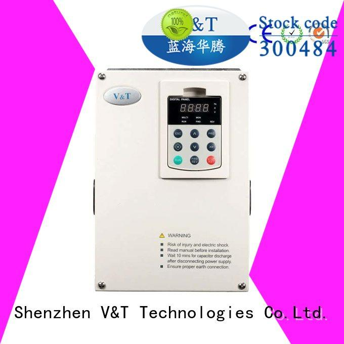 V&T Technologies cost-efficiency 50 hp vfd for hoist for crane