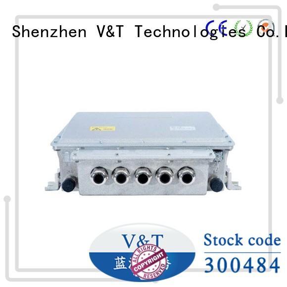 V&T Technologies truck variable ac motor controller manufacturer for industry equipment
