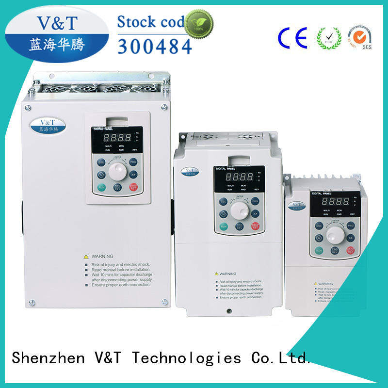 V5 series inverter OEM ODM producer for transmission
