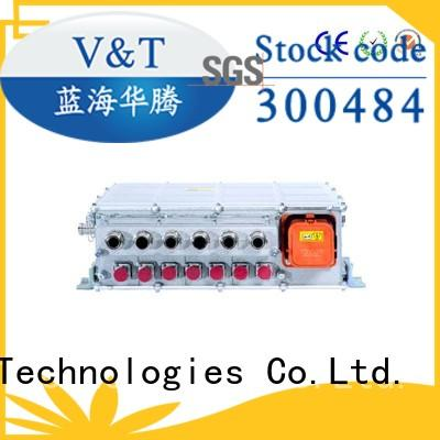 quality electric vehicle motors and controllers manufacturer for industry equipment V&T Technologies