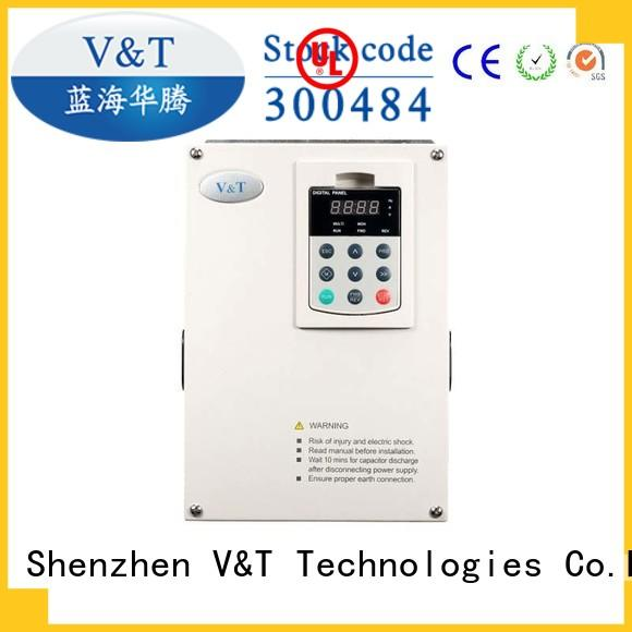 original ac tech variable frequency drive series for light−duty application