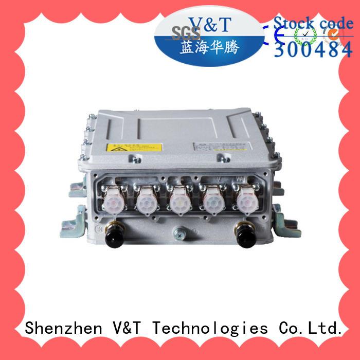 aircooling motor 12 volt motor controller manufacturer for industry equipment V&T Technologies