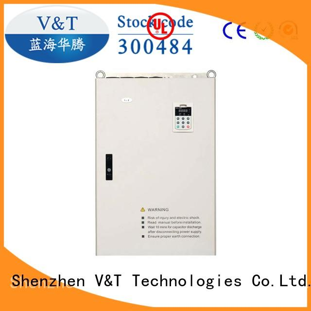 V&T Technologies high quality 3 phase vfd personalized for industry