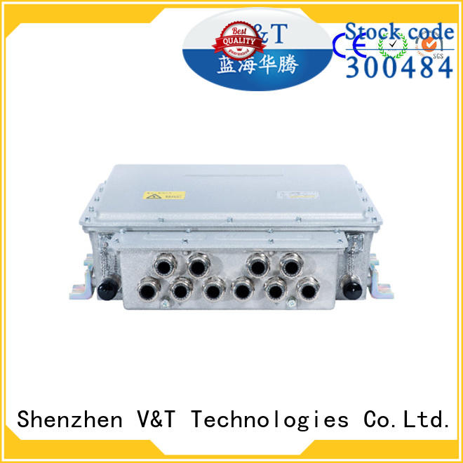 V&T Technologies special motor controller aircooling motor for industry equipment