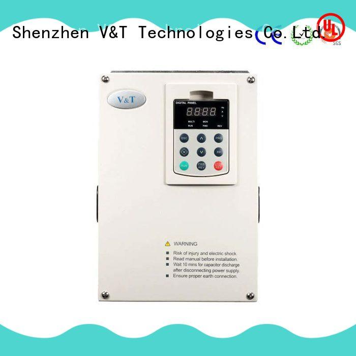 V&T Technologies cheap vsd variable speed drive from China for crane