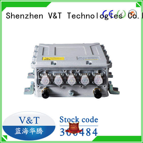 tractor electric motor controller manufacturer for industry equipment V&T Technologies