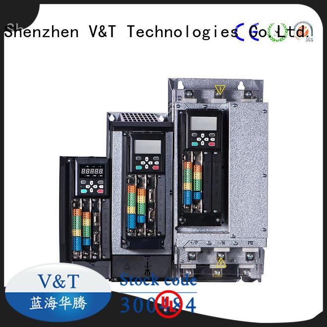 V&T Technologies original VTS general purpose inverter / servo drive producer for commercial uses