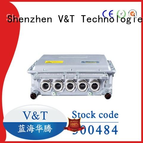 V&T Technologies customized variable ac motor controller supplier for vehicle type