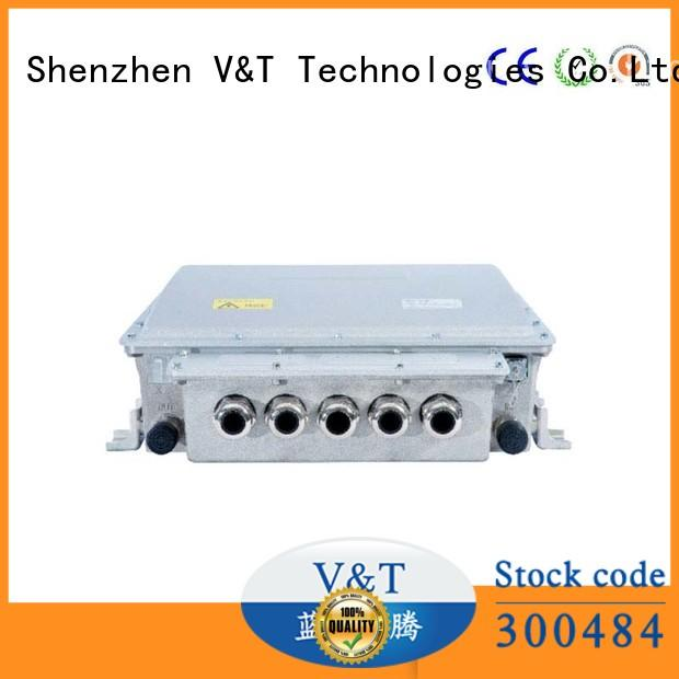 V&T Technologies oil motor controller design supplier for pump vehicle