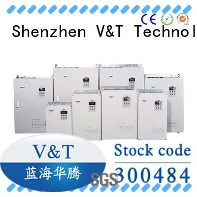 V&T Technologies international high-end servo motor driver inquire now for industry