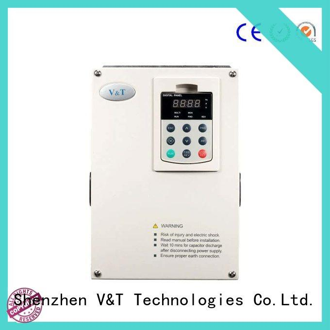 V&T Technologies reliability crane inverter with good price for machines