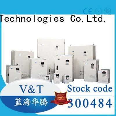 V&T Technologies hot sale servo drive working manufacturer