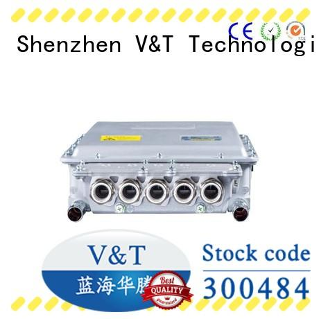 V&T Technologies controller mcu electric car controller manufacturer for industry equipment