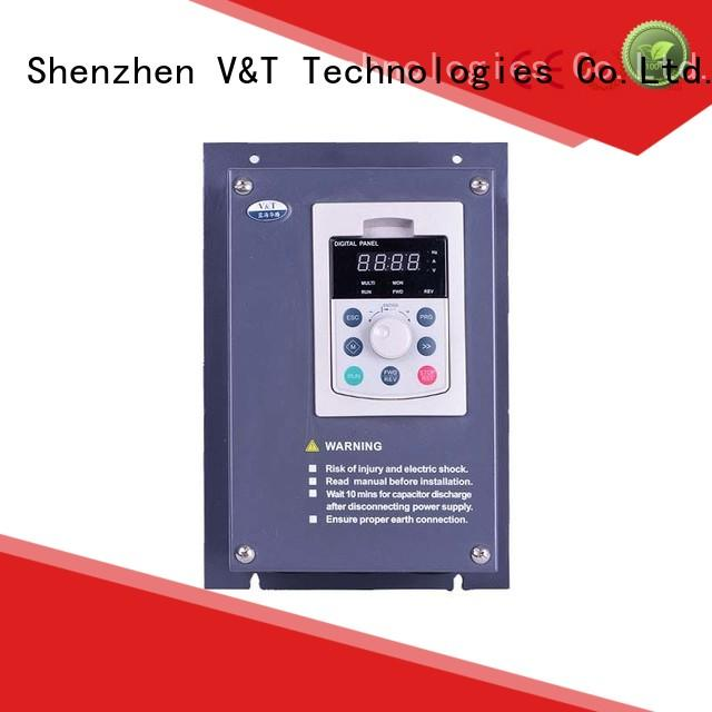 V&T Technologies most competitive how does a variable frequency drive work VFD brands for motor
