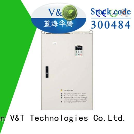 V&T Technologies 75kw3000kw variable frequency drive uses personalized for vector control