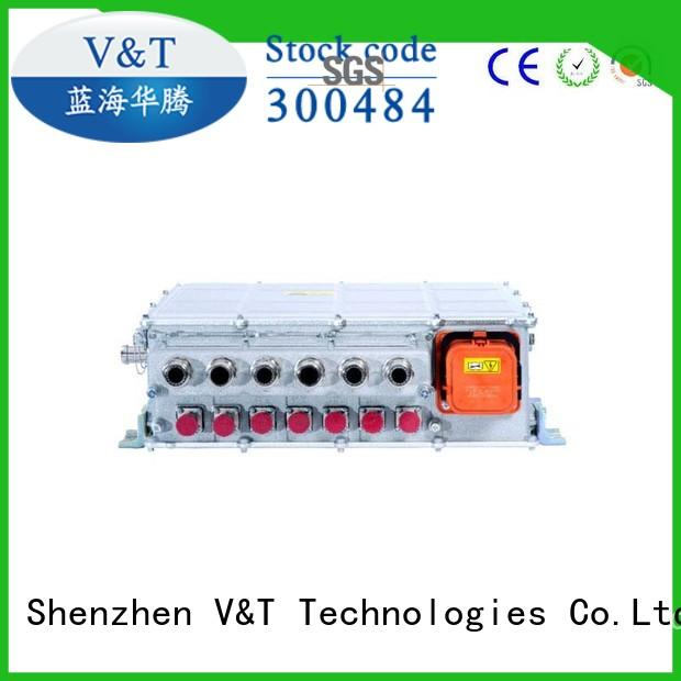 V&T Technologies electronic electric car controller manufacturer for industry equipment