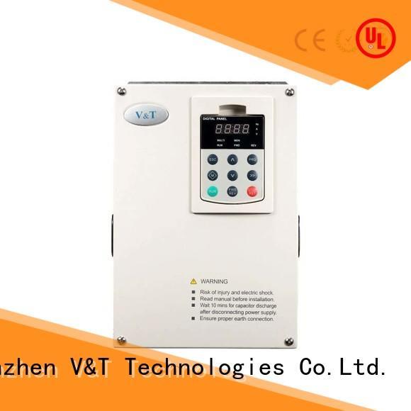 V&T Technologies inverter vfd encoder factory