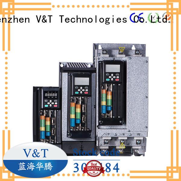 China VTS general purpose inverter / servo drive for trader V&T Technologies
